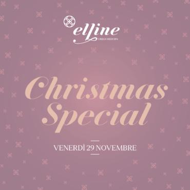 Christmas Special. Venerdì 29 novembre in Elline