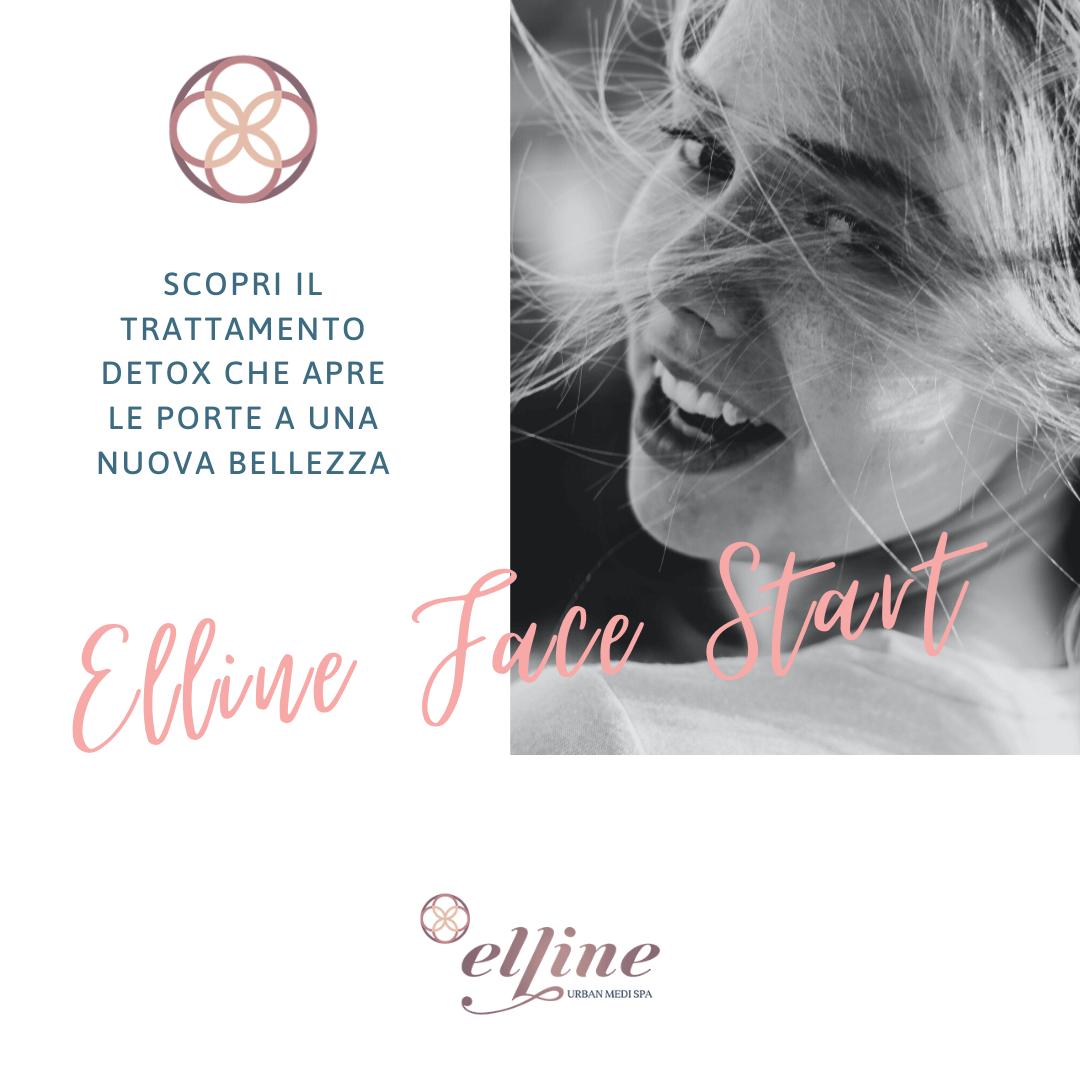 Elline Face Start